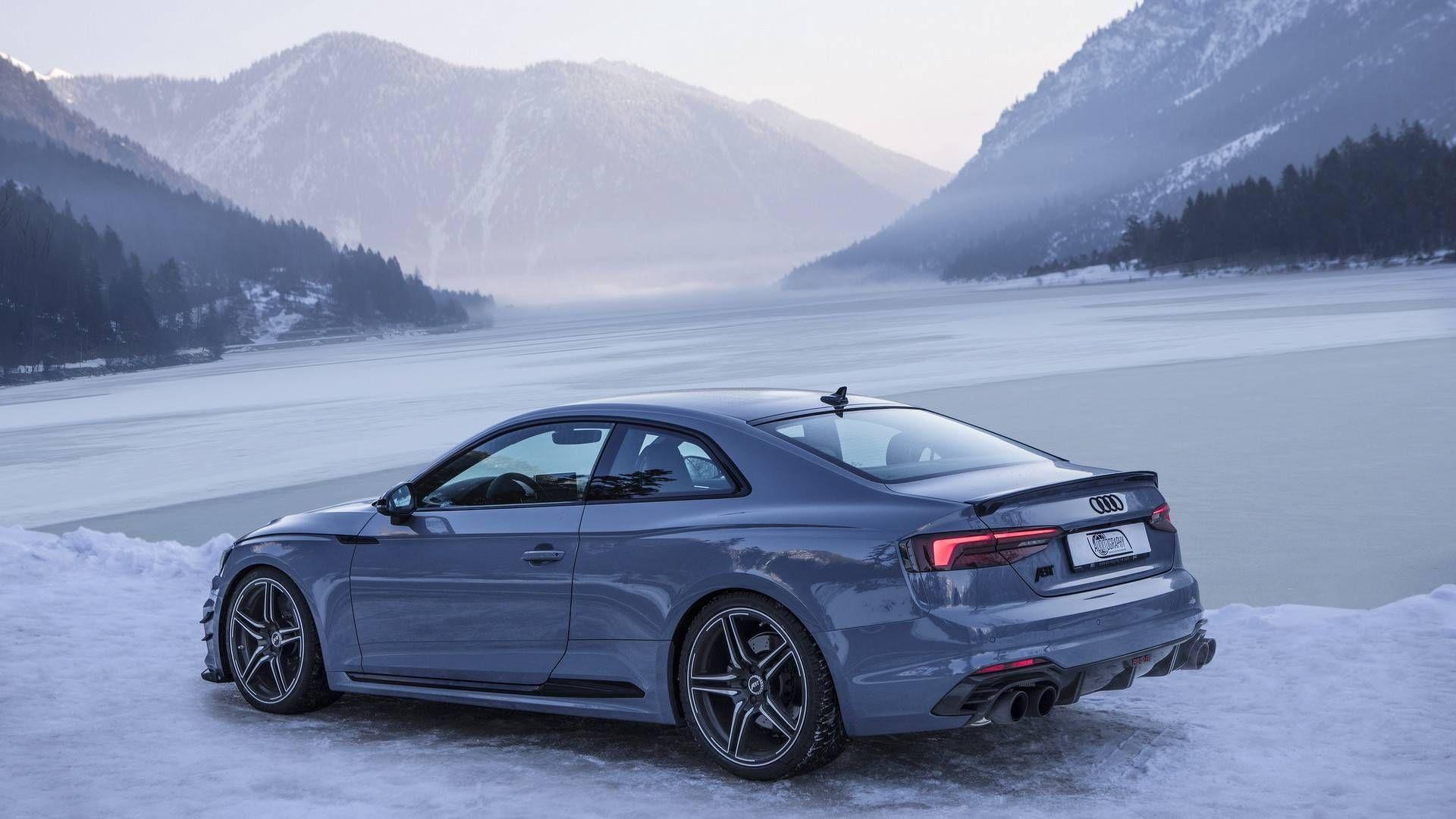 Abt Audi Rs5 покоряет Альпы Auto24