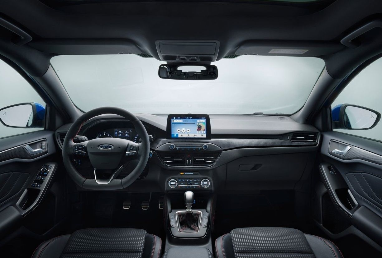ford focus 2019 automat