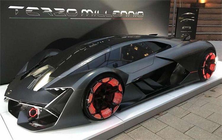 Lamborghini Lb48h гіперкар котрий зможе купити не кожен мільярдер Auto24