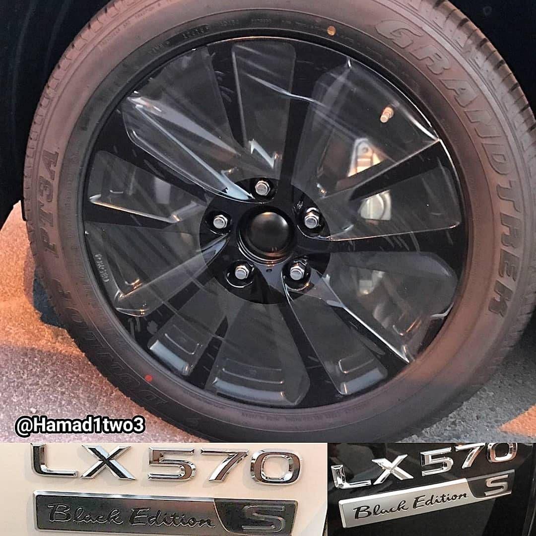 В сеть просочилось видео нового Lexus LX 570 и свежие фото ...