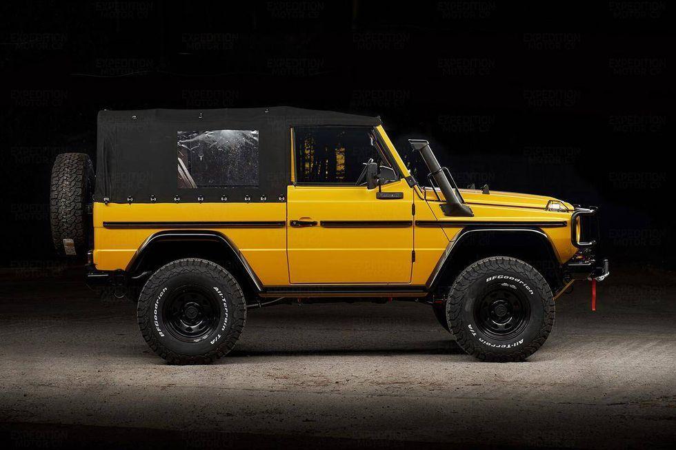 Як тобі до вподоби це ретро: Mercedes G 1992 року за 90 тисяч доларів