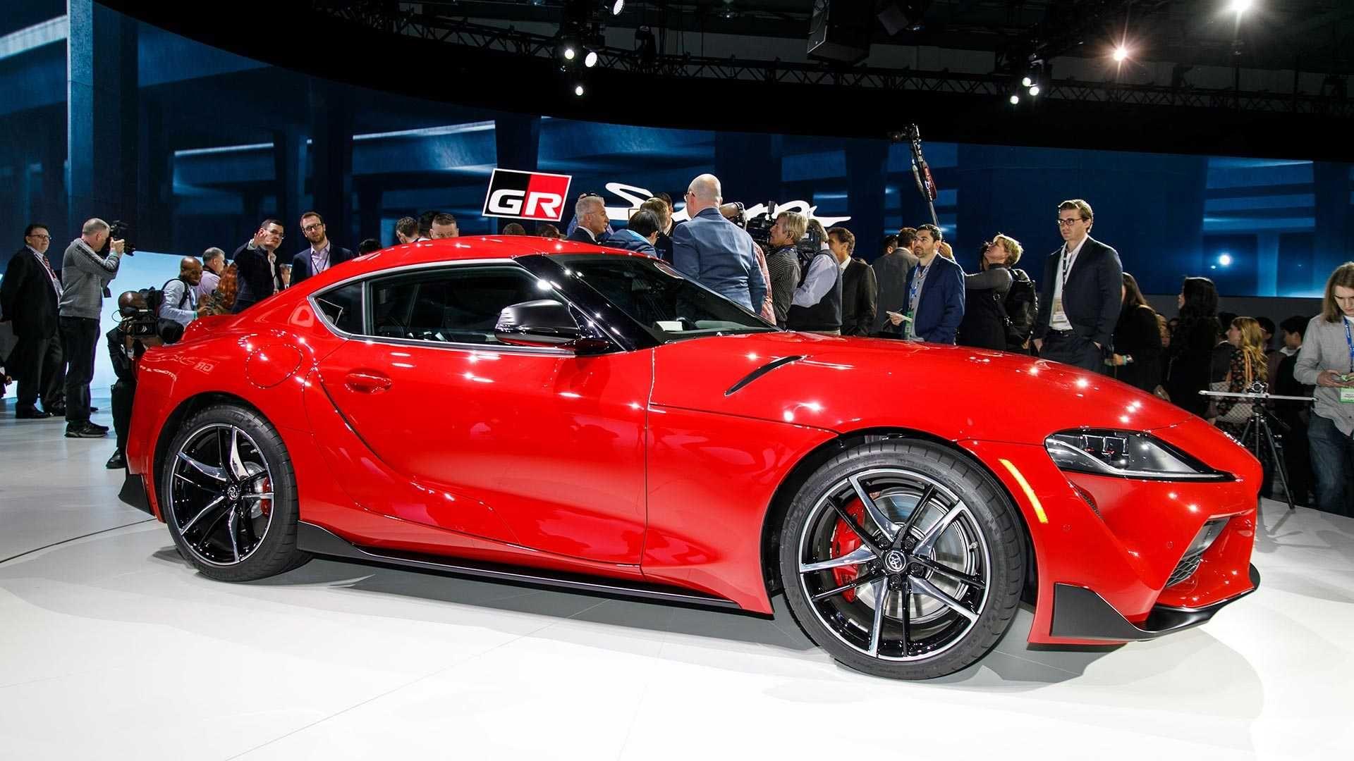 Toyota Supra 2020 представлена официально: характеристики ...