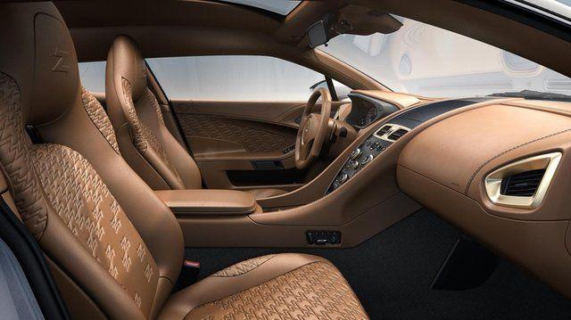 Ось як виглядає вживу новий універсал Aston Martin