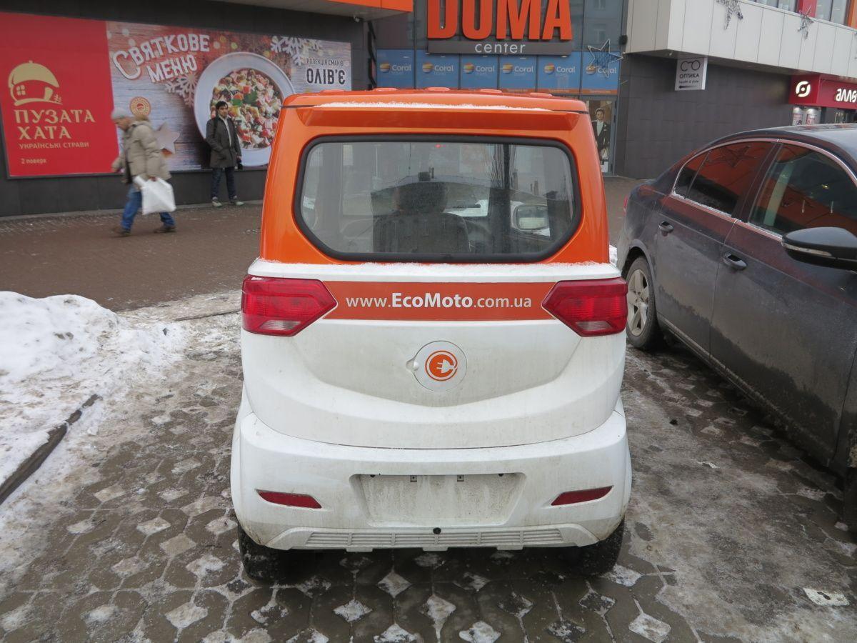 В Україні продають новенькі електрокари за $3500