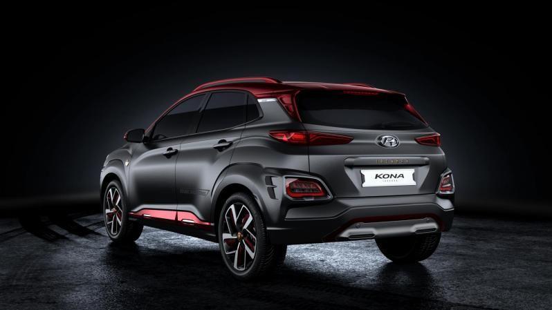 Hyundai Kona Iron Man Edition: для фанатів Marvel