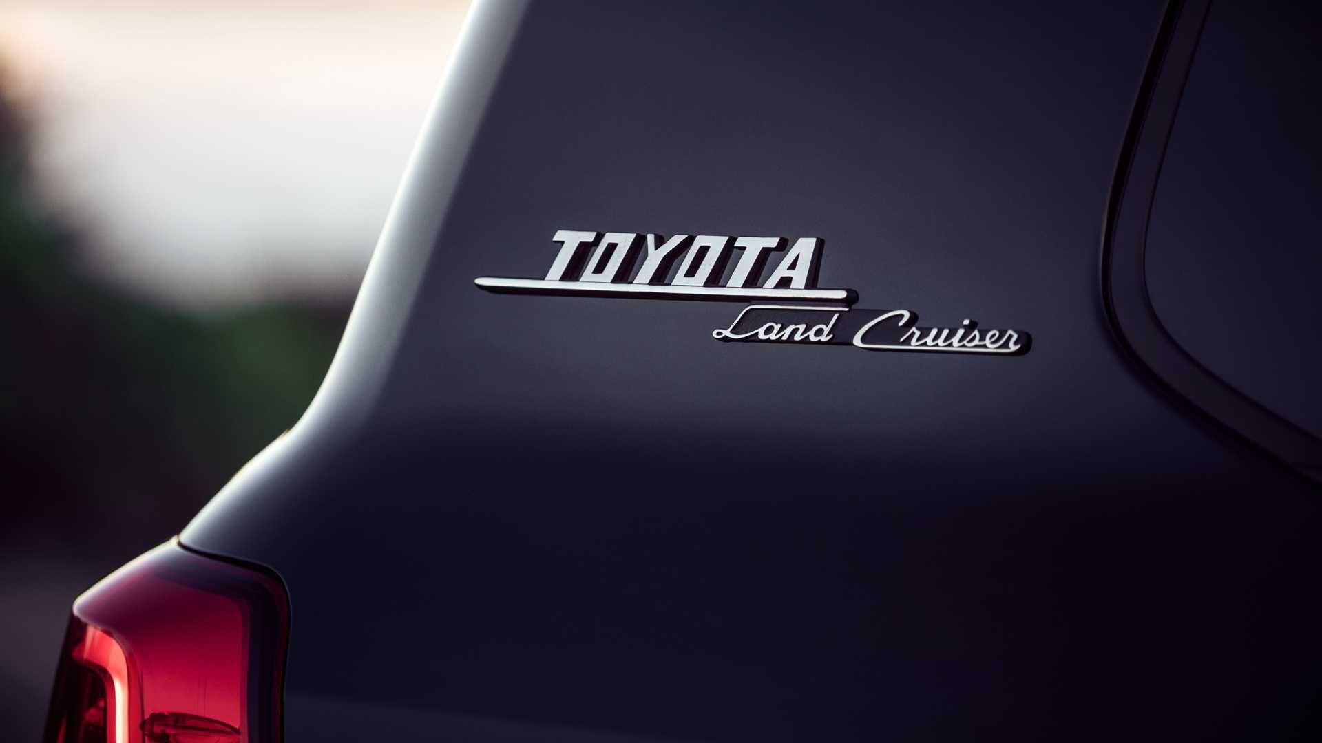 Toyota Land Cruiser Heritage Edition: американський ветеран