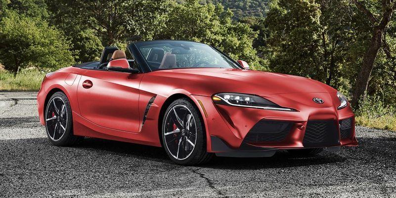 Якби BMW Z4 зробили японці, а Toyota Supra 2020 –німці