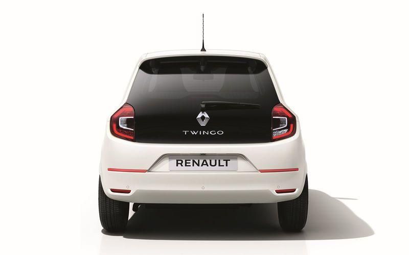 Крихітка Renault Twingo вбрався у гарні шати