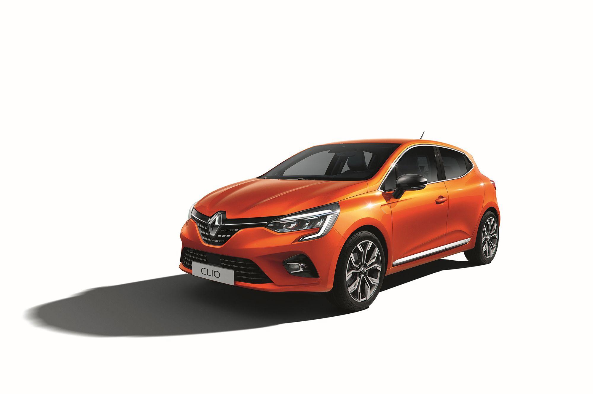 Renault Clio V: революція в інтер'єрі, еволюція в зовнішності
