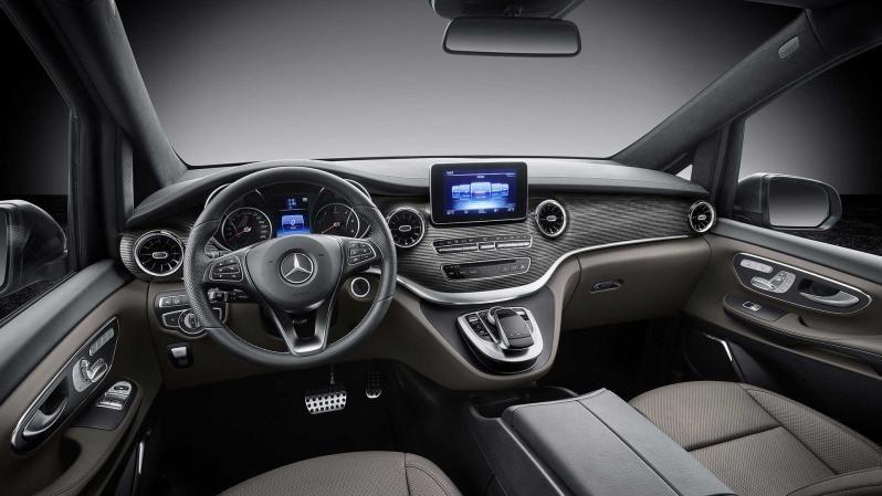 Mercedes-Benz оновив V-Class