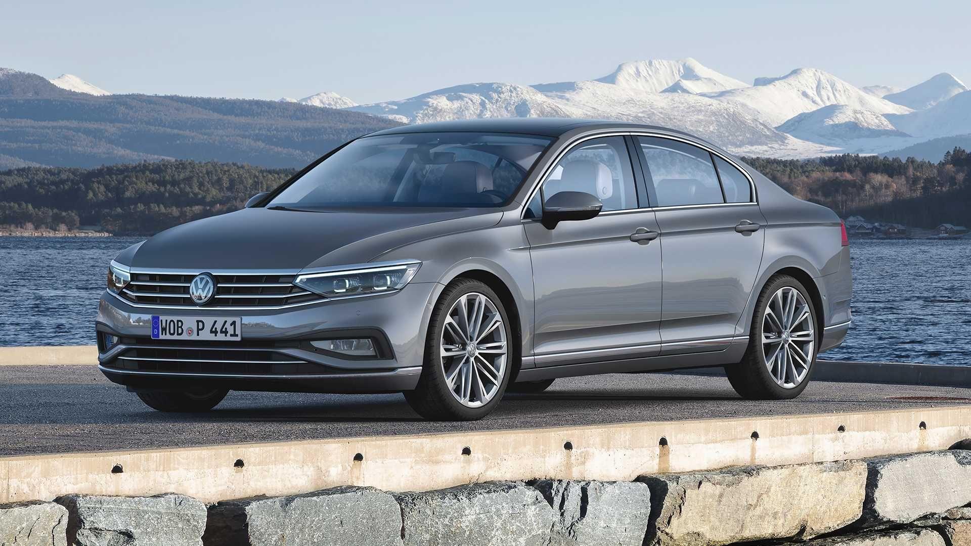 Volkswagen офіційно представив оновлений Passat для Європи