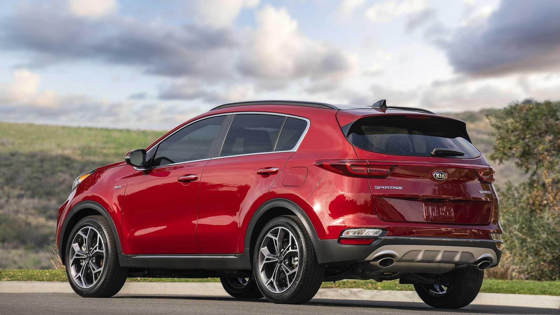 Американцям показали оновлений Kia Sportage, котрий вже продається в Україні