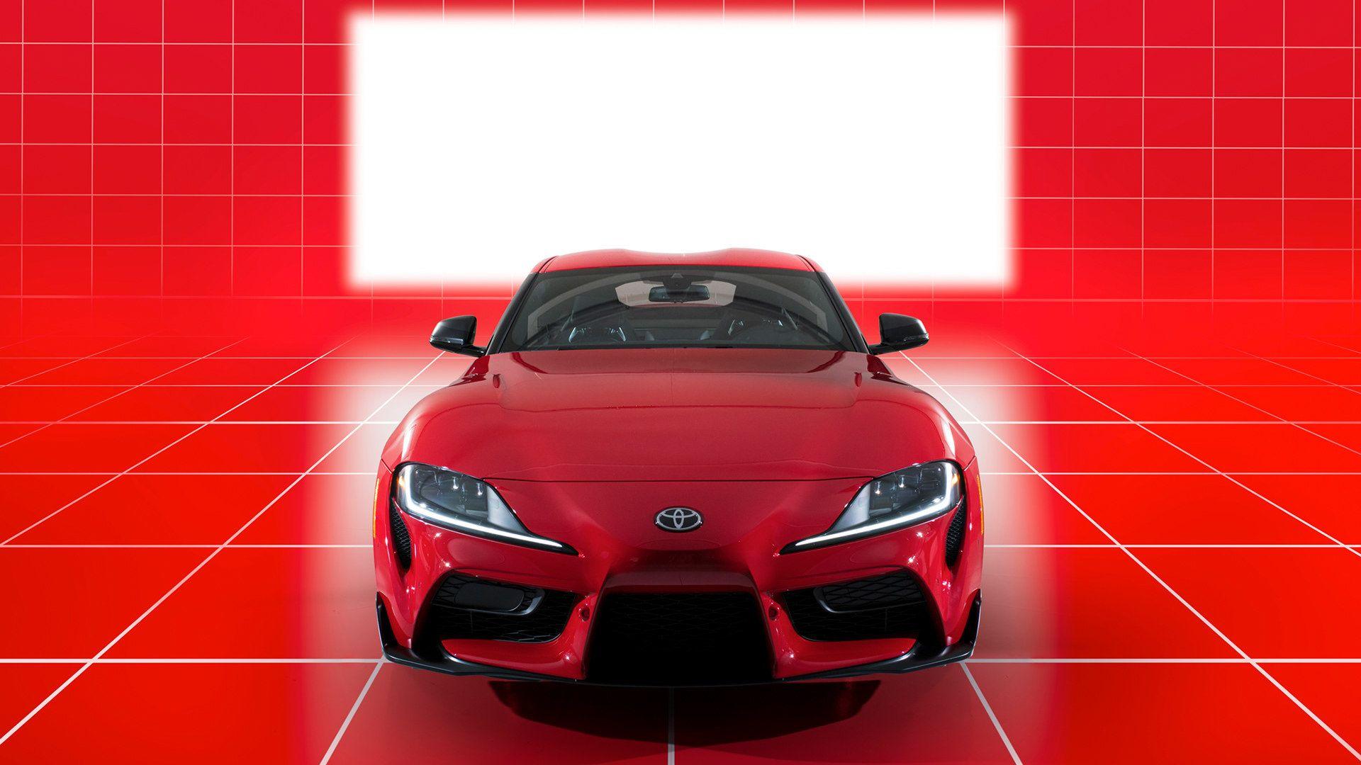 Розбирайте собі на шпалери ці страшенно гарні фото Toyota Supra 2020
