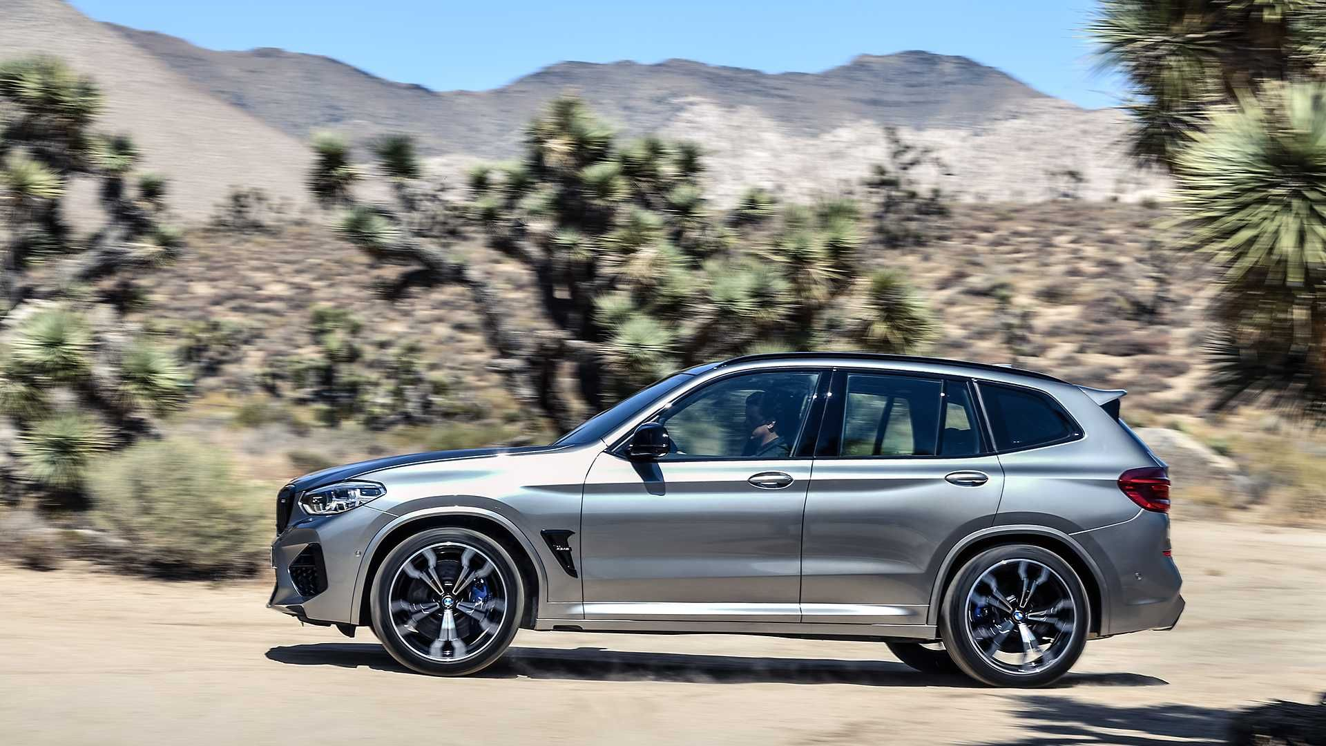 BMW X3 M та X4 M Competition 2020 представлені офіційно на заздрість усім суперникам