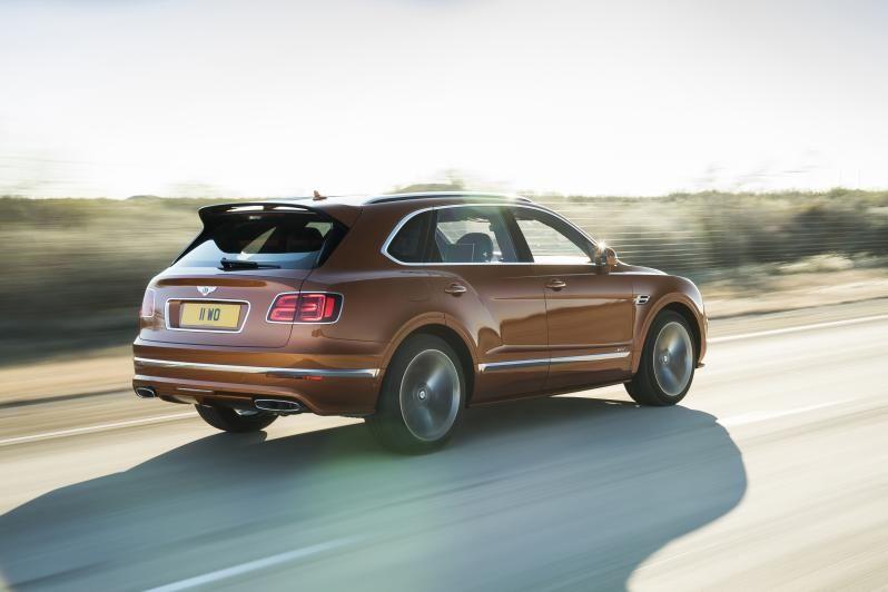 Bentley Bentayga Speed –офіційно найшвидший серійний позашляховик на планеті