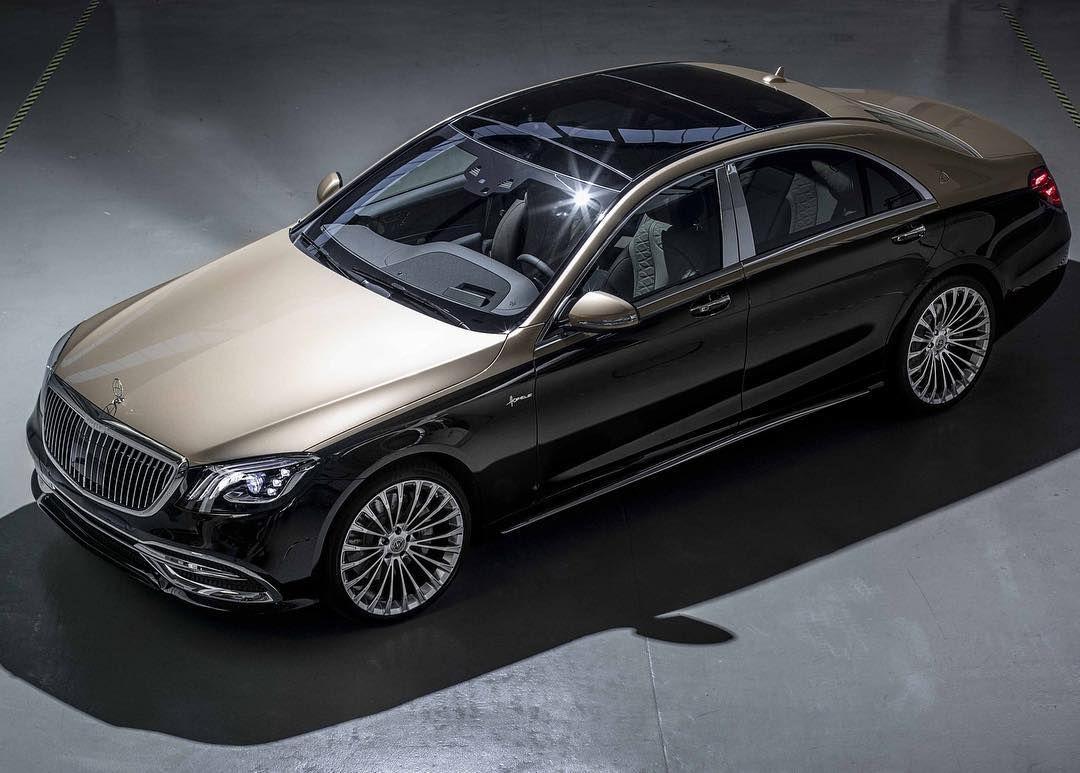 Mercedes S-Class від ательє Hofele це як Maybach за півціни