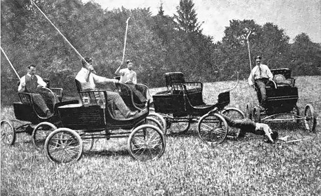 Авто-поло –жахливо небезпечний автоспорт