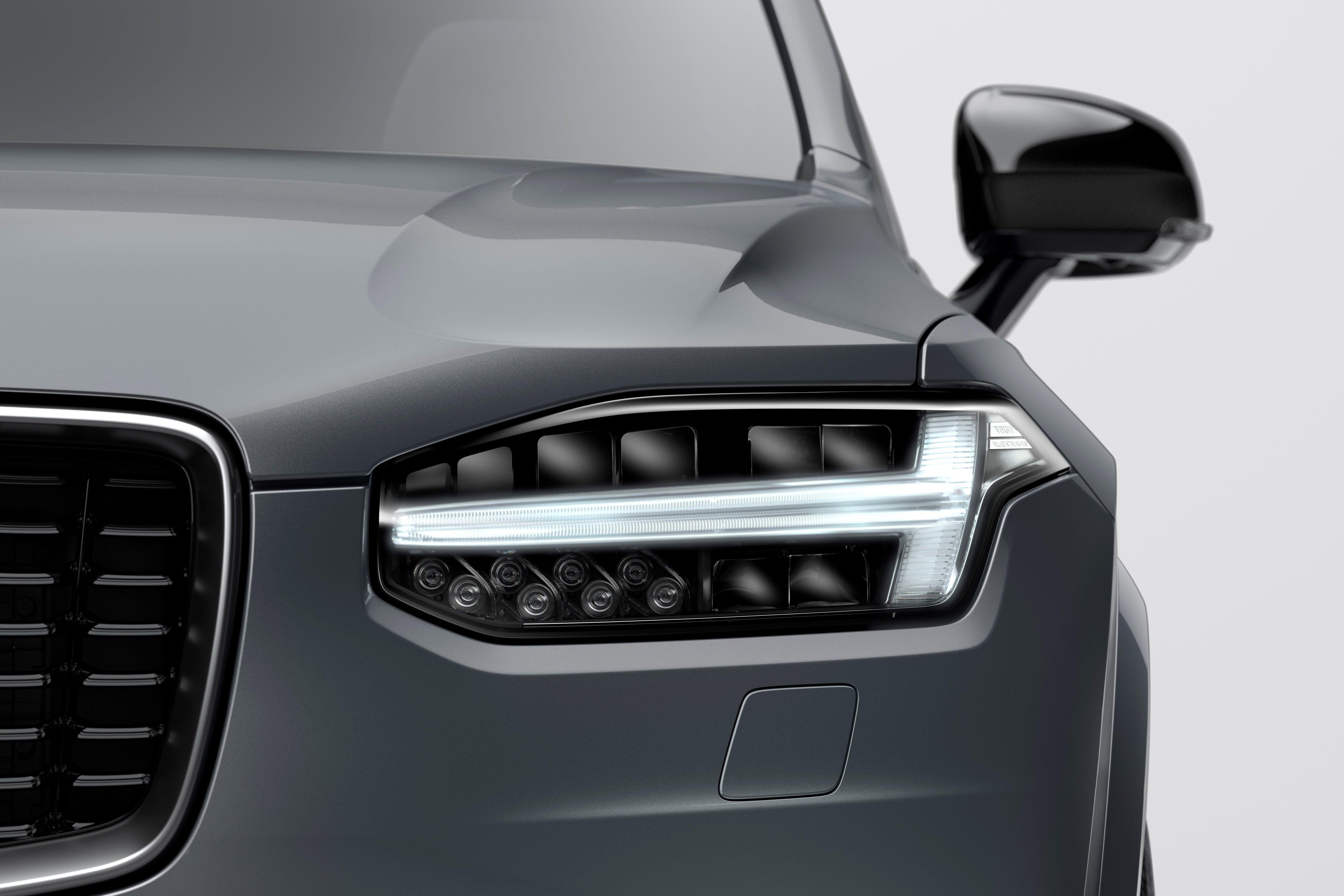 Оновлений Volvo XC90 буде на 15% економічнішим