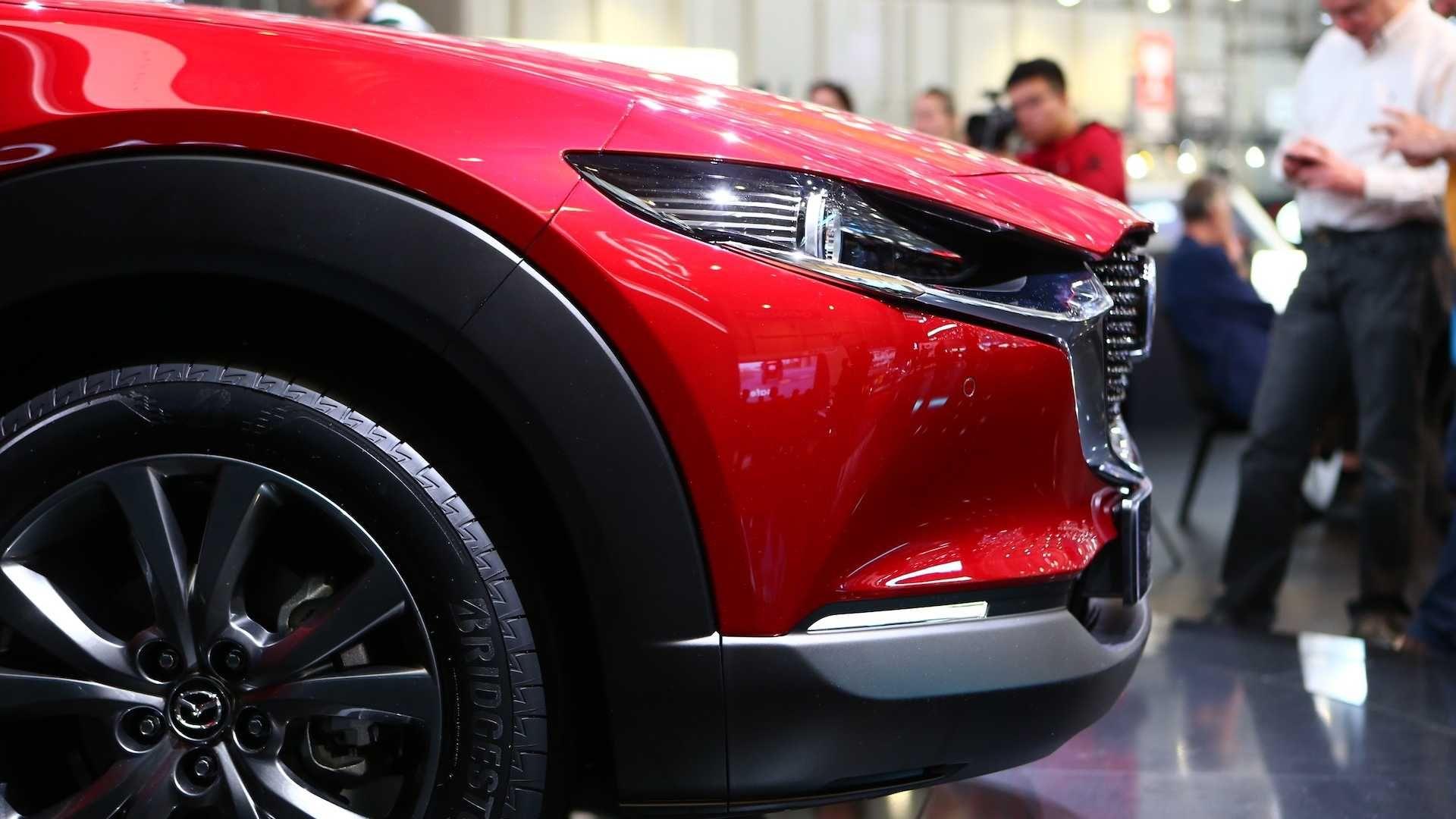 Женевський автосалон: Mazda CX-30 стала для усіх приємним ...
