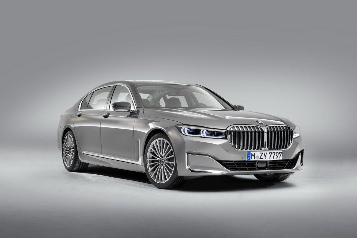 """Дизайнер BMW пояснив, чому у нової 7 Серії такі гігантські """"ніздрі"""""""
