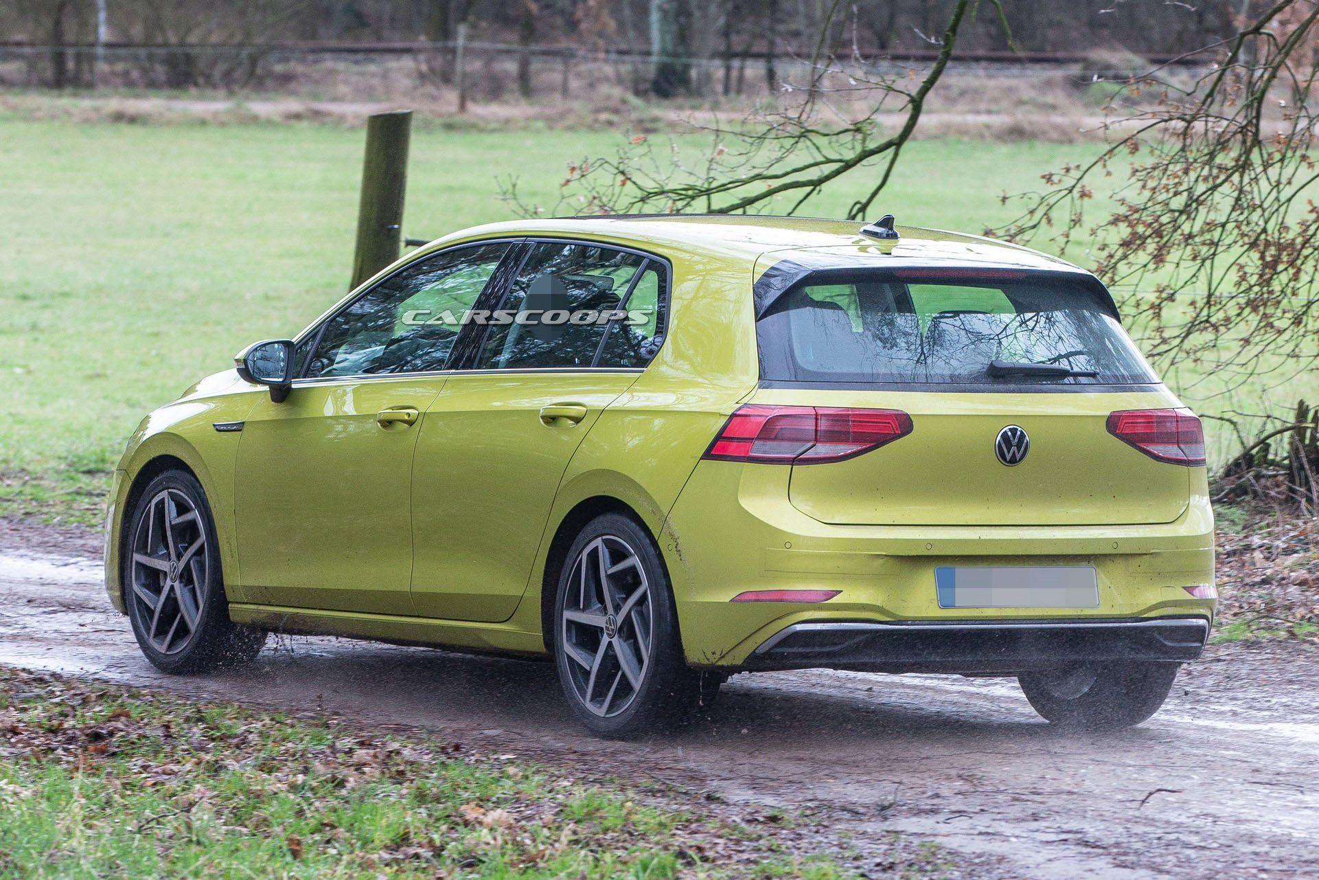 Volkswagen відмінив прем'єру Golf нового покоління на автосалоні у Франкфурті