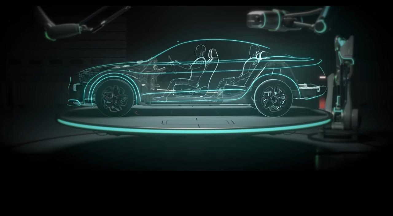 Hyundai показала усі переваги нової платформи для останнього седана Sonata на відео