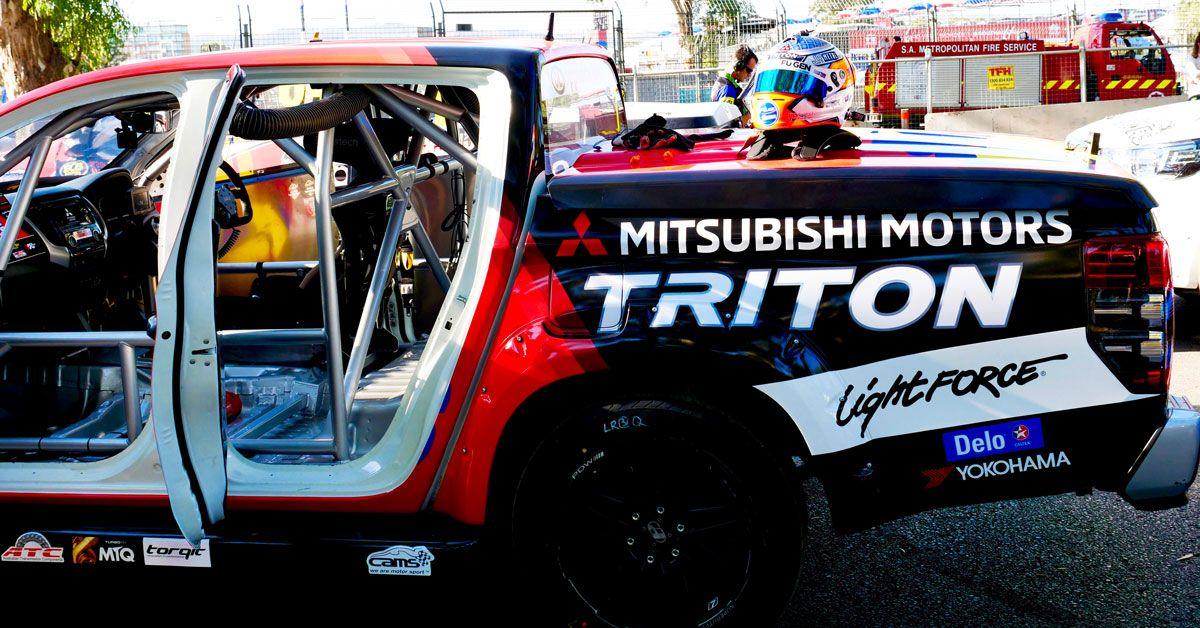Пікап Mitsubishi L200 навчили розганятись до сотні за 3,5 секунди