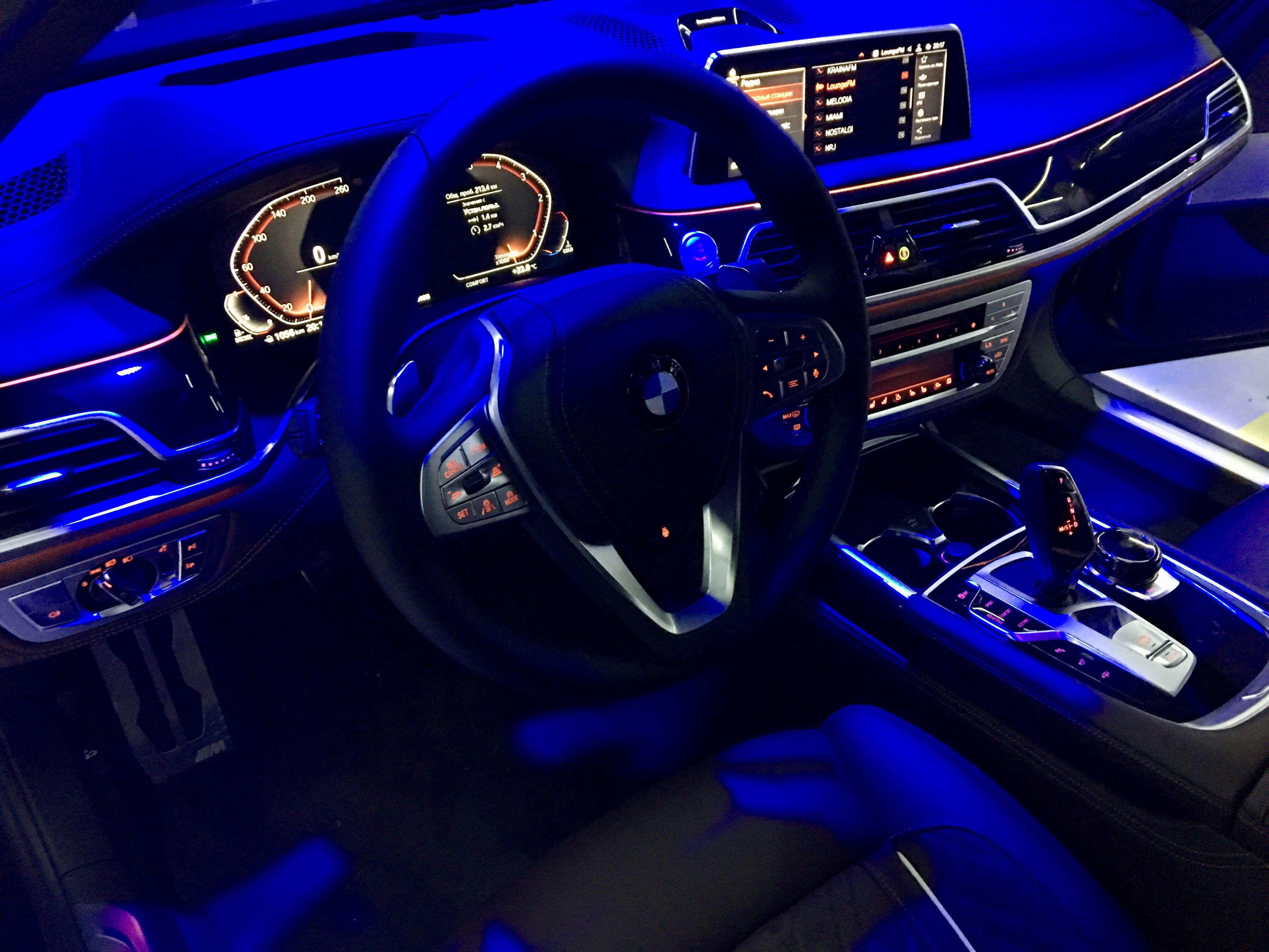 В Києві презентували одразу чотири нових BMW