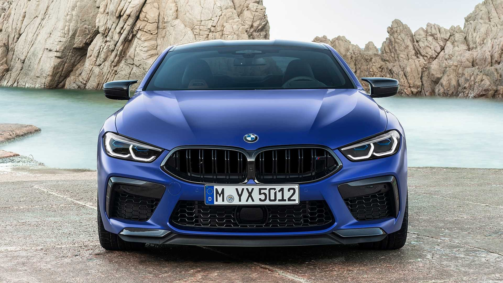 Купе BMW M8 Competition