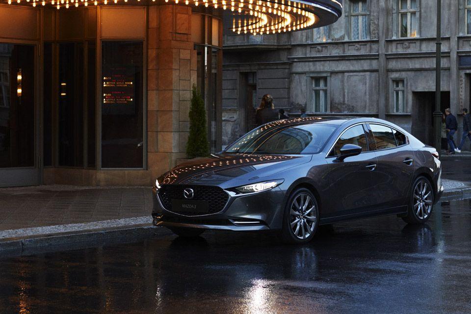 В Україні презентовано нову Mazda3: всі подробиці та ціни