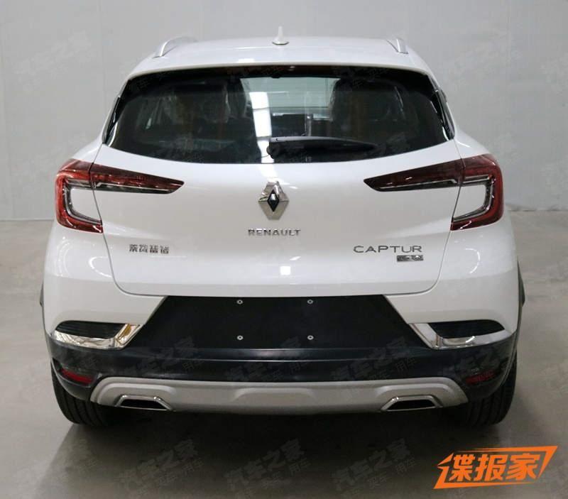 Renault Captur другого покоління показався на фото