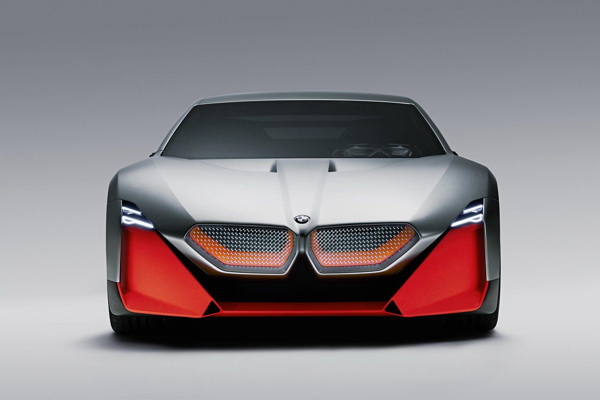 Баварці показали майбутнє своїх спорткарів на прикладі концепта BMW Vision M Next (фото, відео)