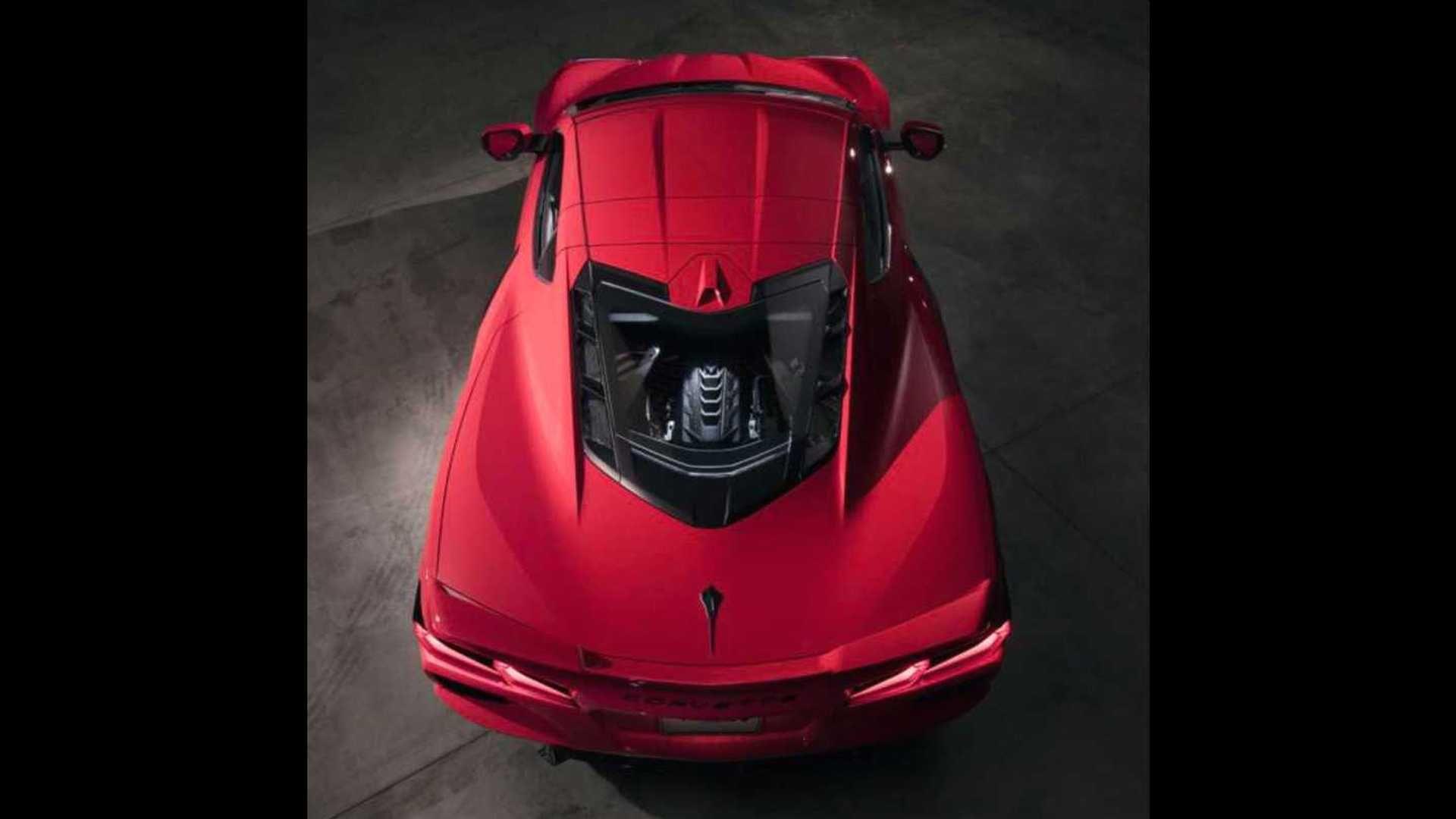 Chevrolet Corvette Stingray 2020 представлен официально Auto24
