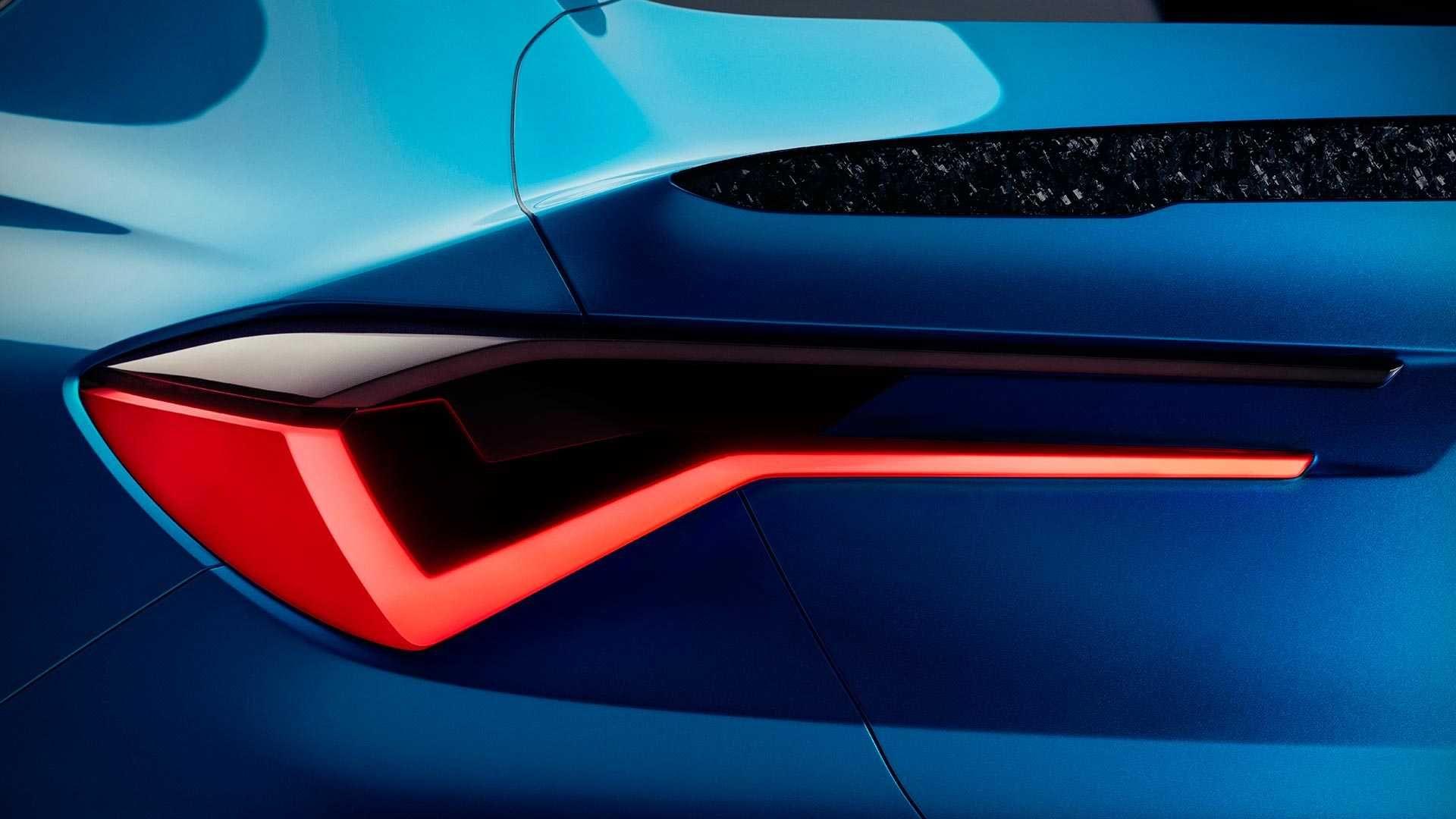 Японці презентували концепт Acura Type S