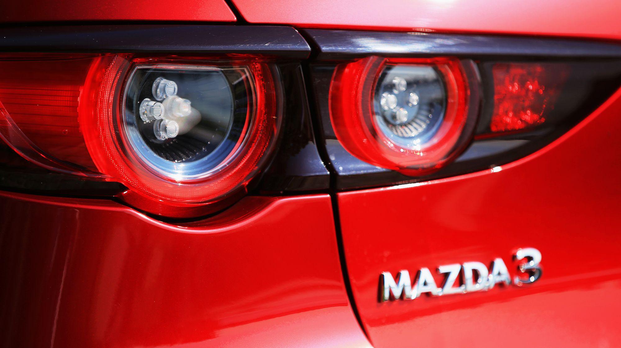 Тест-драйв Mazda3: з подіума – до покупців