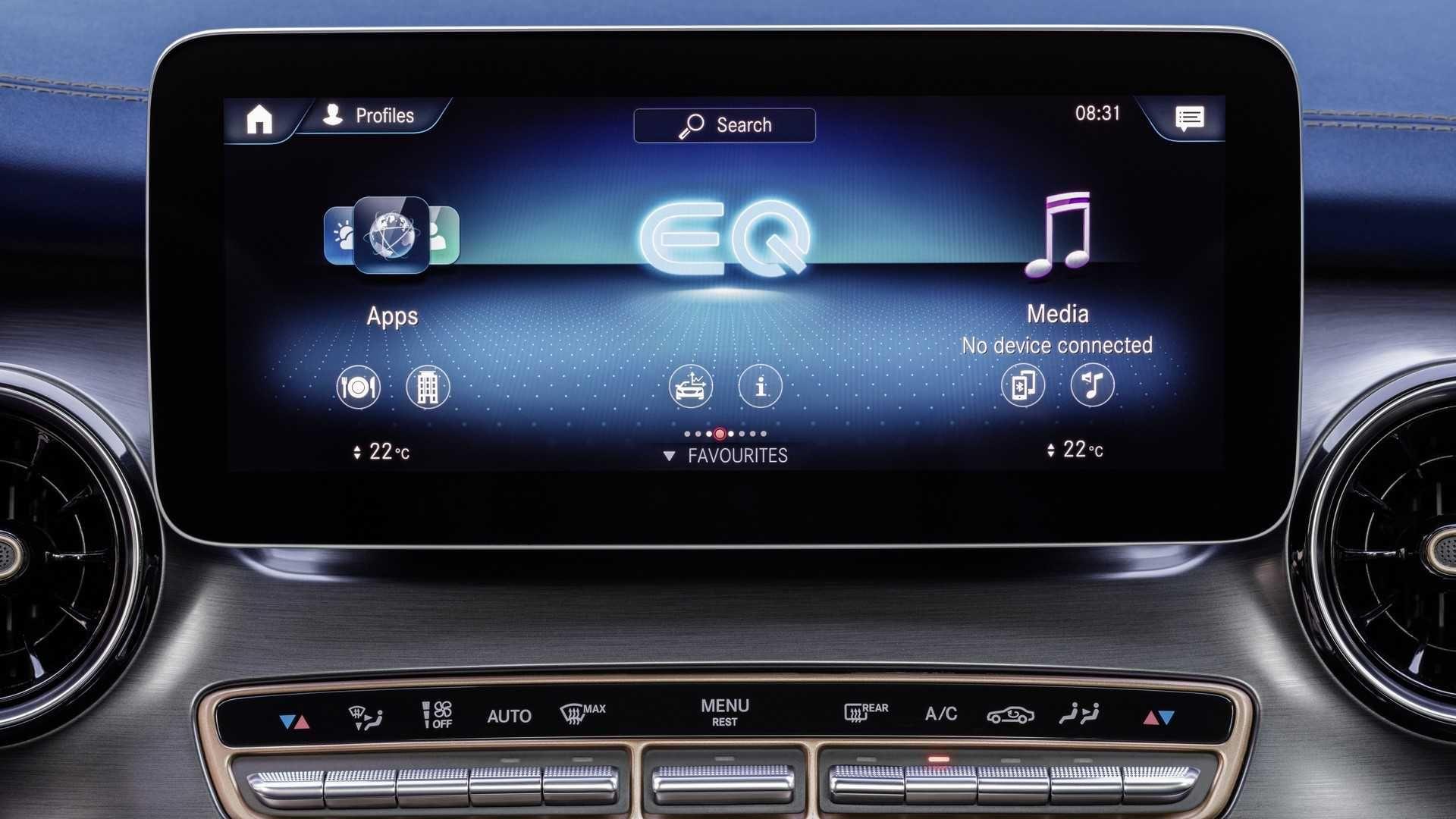 VIP-маршрутка: Mercedes-Benz показав серійний електричний преміум-мікроавтобус