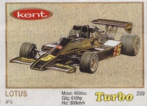 Мрії з минулого: погляньте на повну колекцію вкладишів Turbo