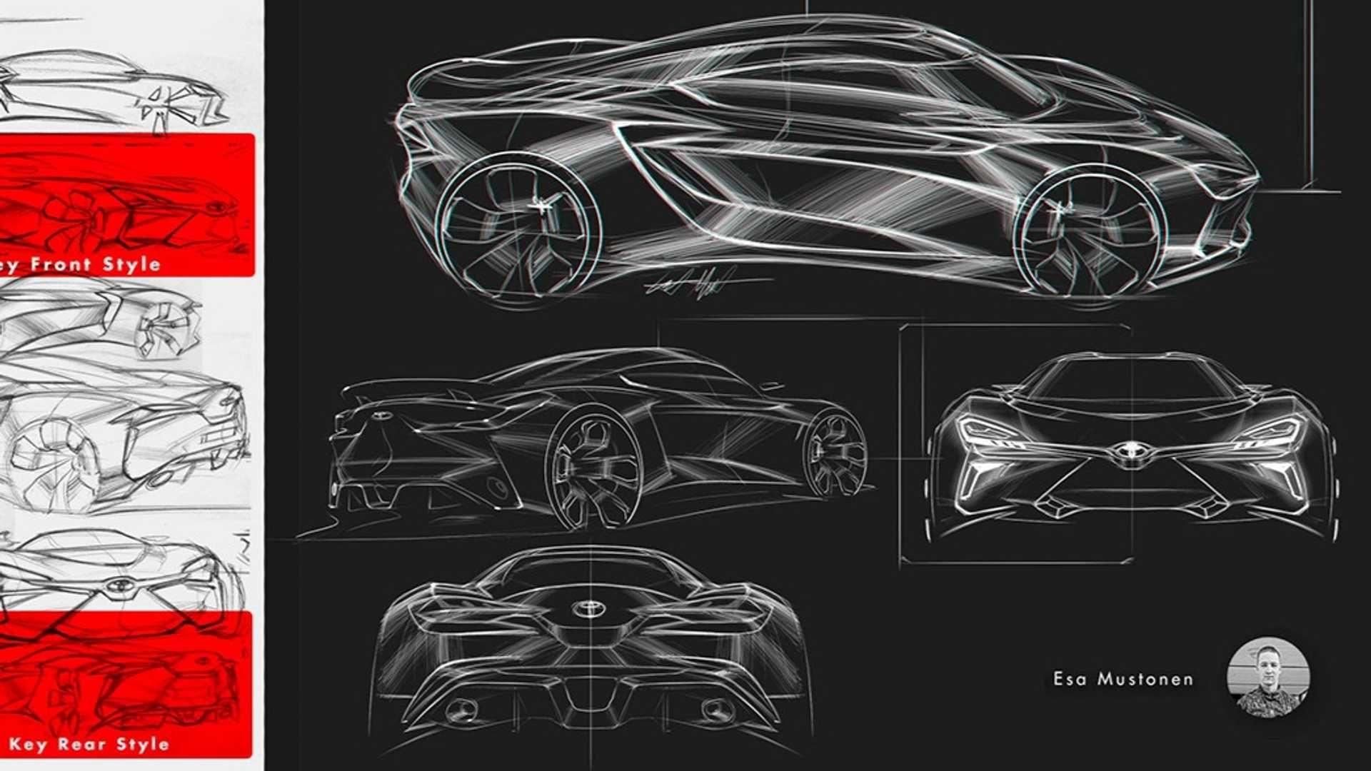 Toyota може випустити четверте покоління купе MR2 з допомогою Porsche