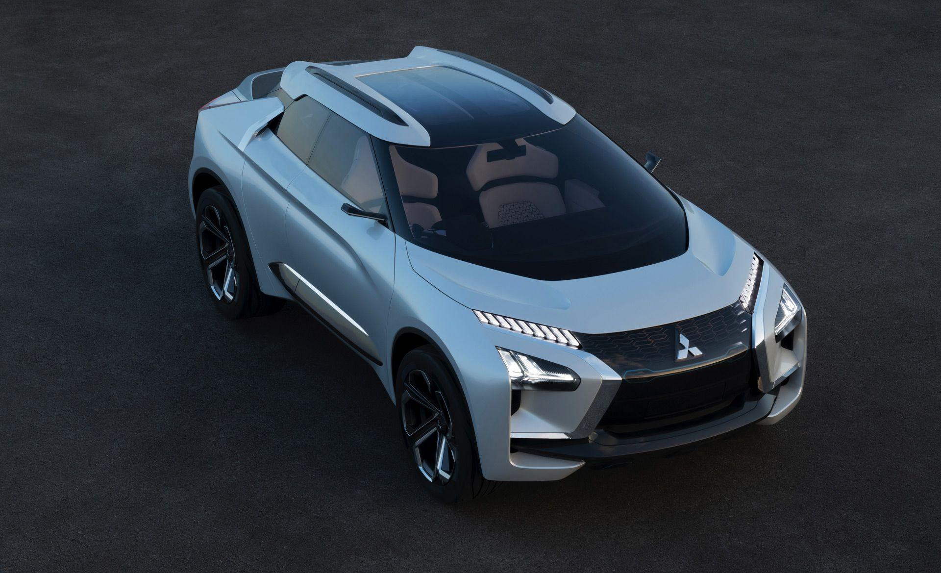 Японці показали Mitsubishi Evolution 2020