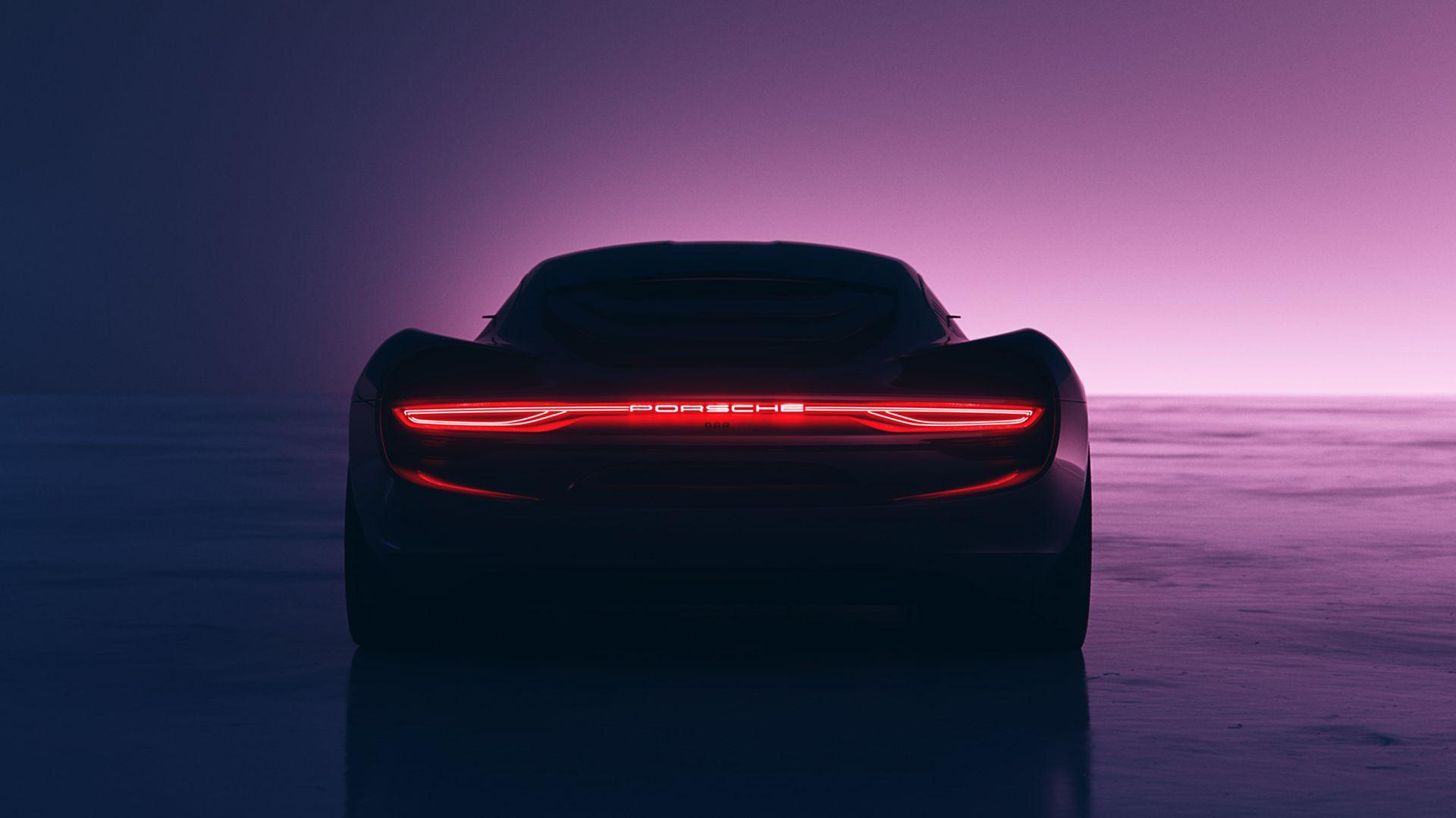 Porsche 988 Vision Concept колись замінить 918 Spyder