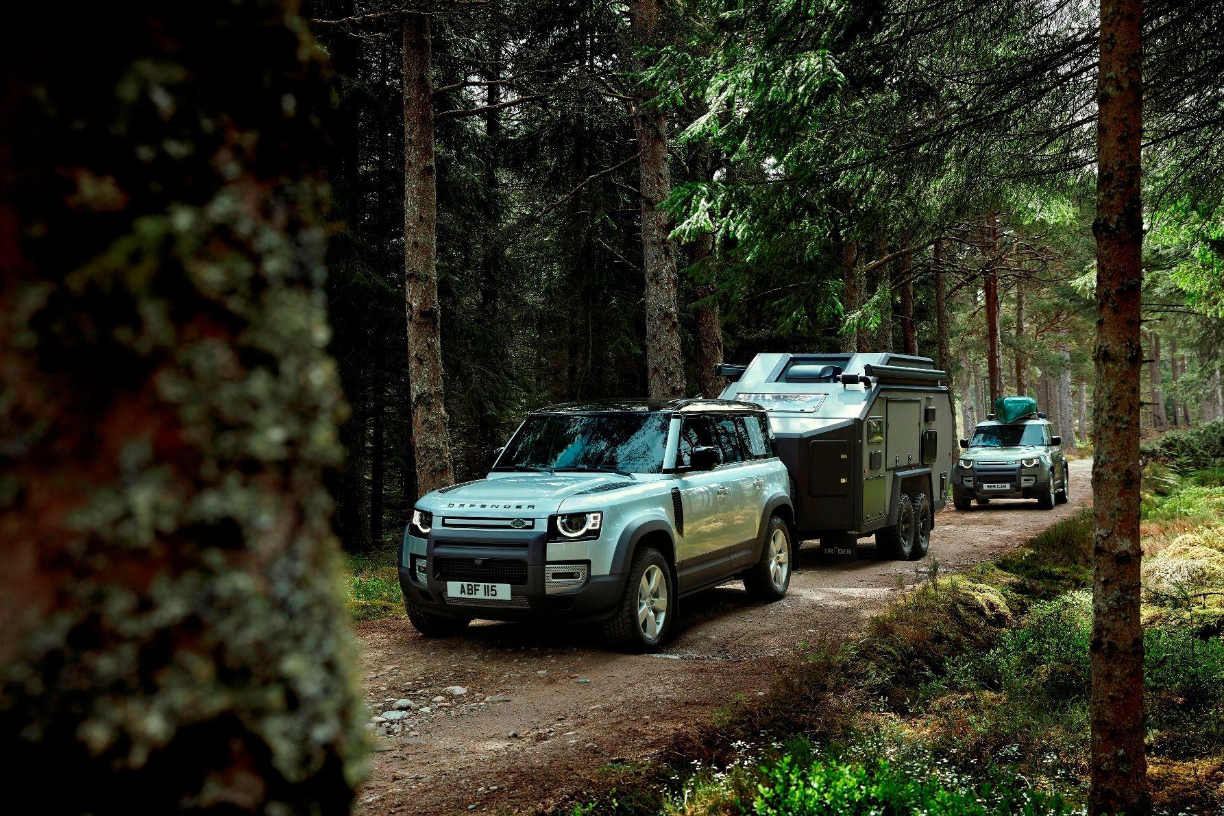 Дебютував Land Rover Defender нового покоління (фото, відео, характеристики)