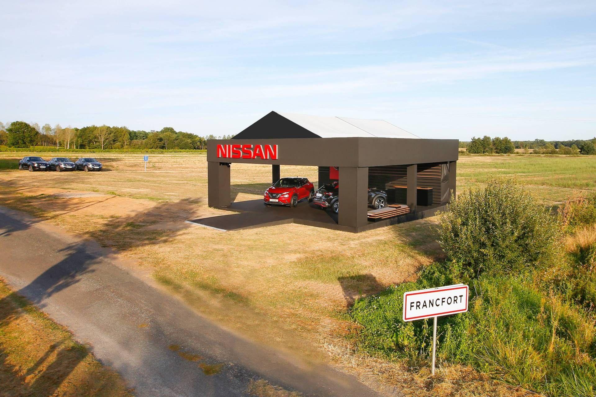 Nissan потролив Франкфуртський автосалон з власним дебютом Juke 2020 у Франкфорті