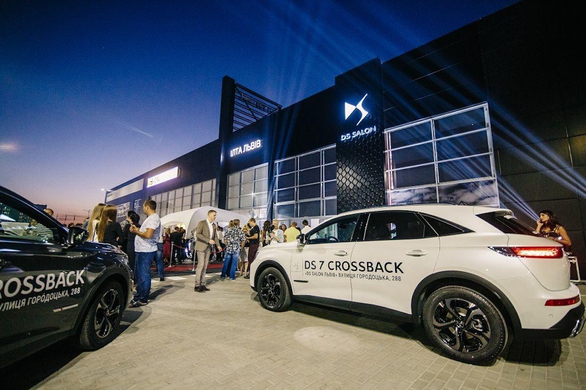 Шоурум DS Automobiles відкрито у Львові: фото
