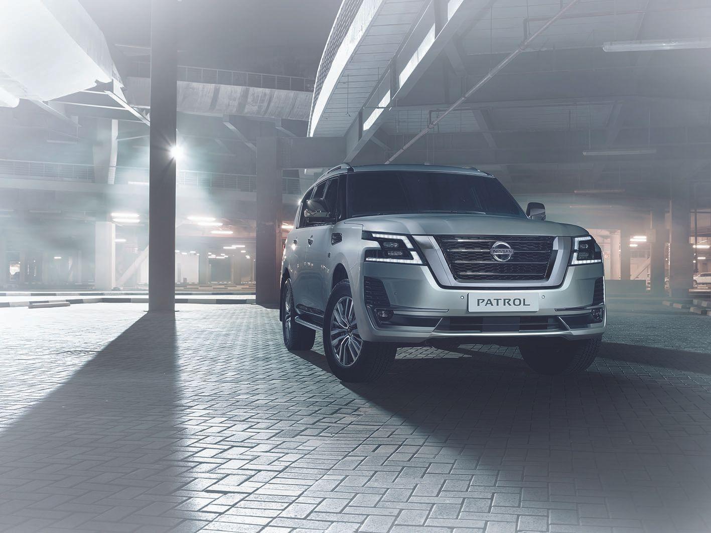 В Абу-Дабі презентували оновлений Nissan Patrol 2020