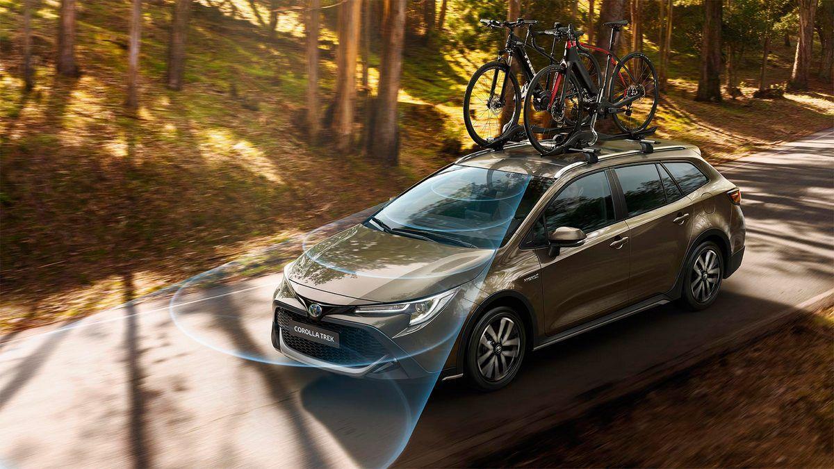 Toyota перетворила універсал Corolla на кросовер