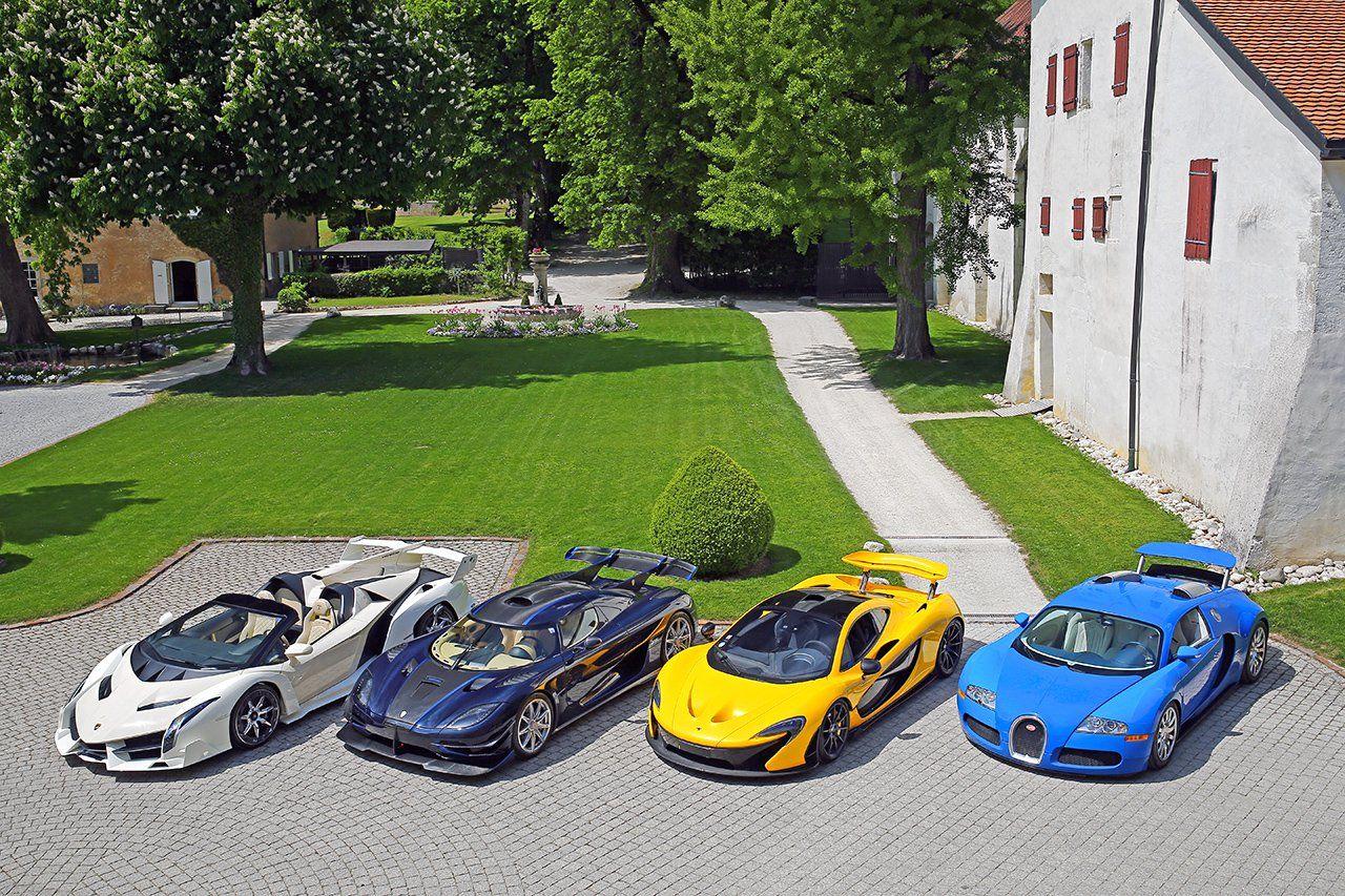 З молотка пустять 25 суперкарів та розкішних автомобілів з конфіскованої колекції африканського диктатора