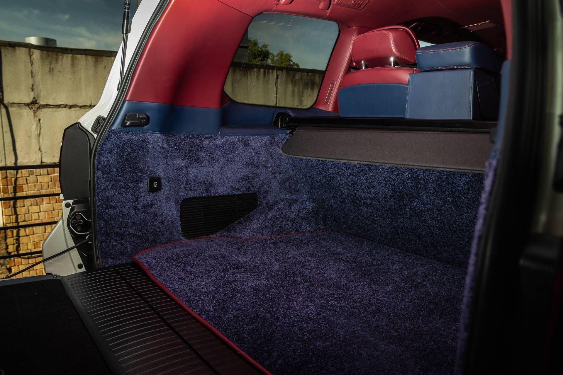 Американців вразив розкішний Toyota Land Cruiser 200 від київського тюнінг-ательє (фото, відео)