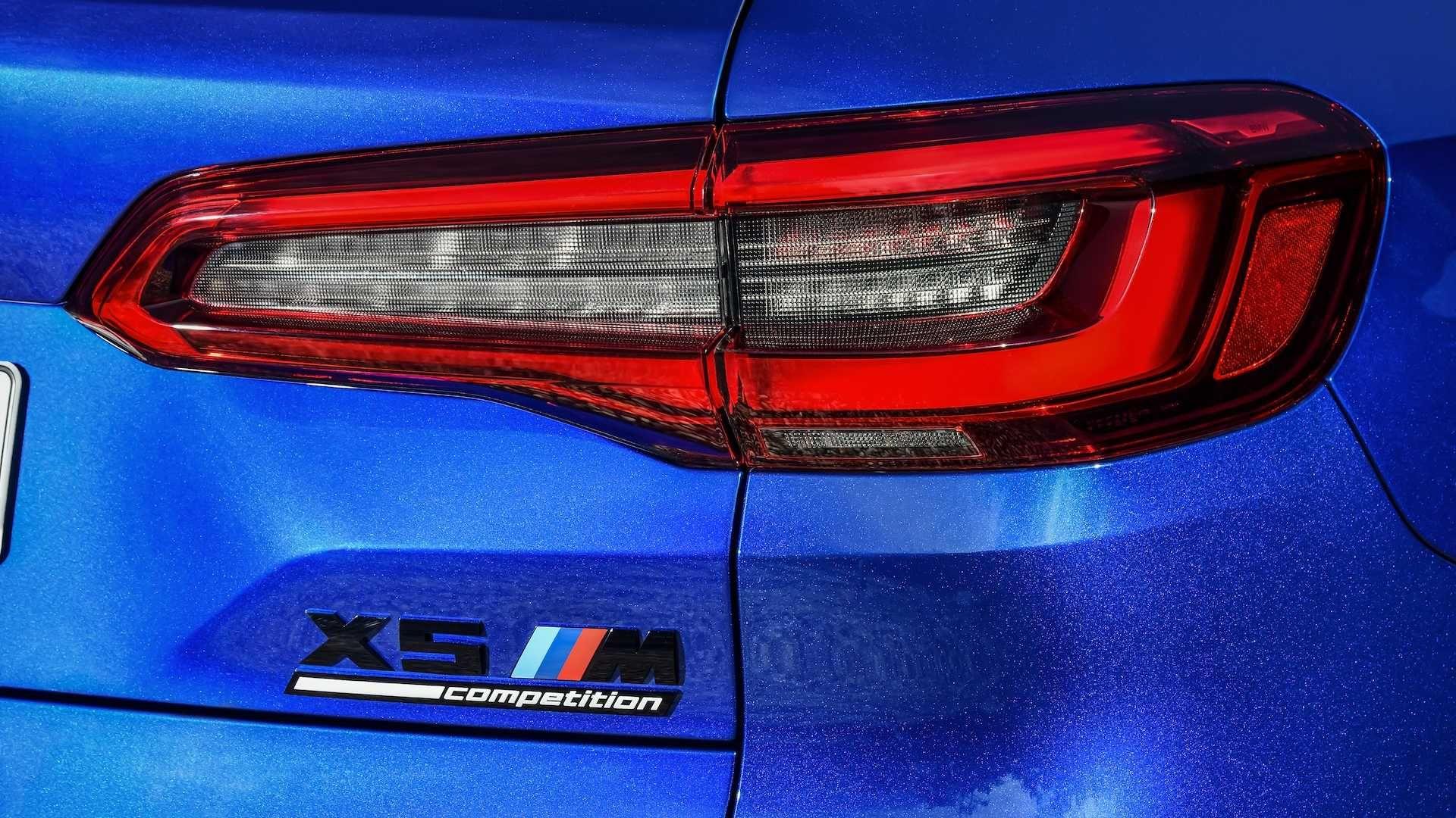 Нові BMW X5 M Competition та X6 M Competition готові смажити асфальт: характеристики, фото, ціна