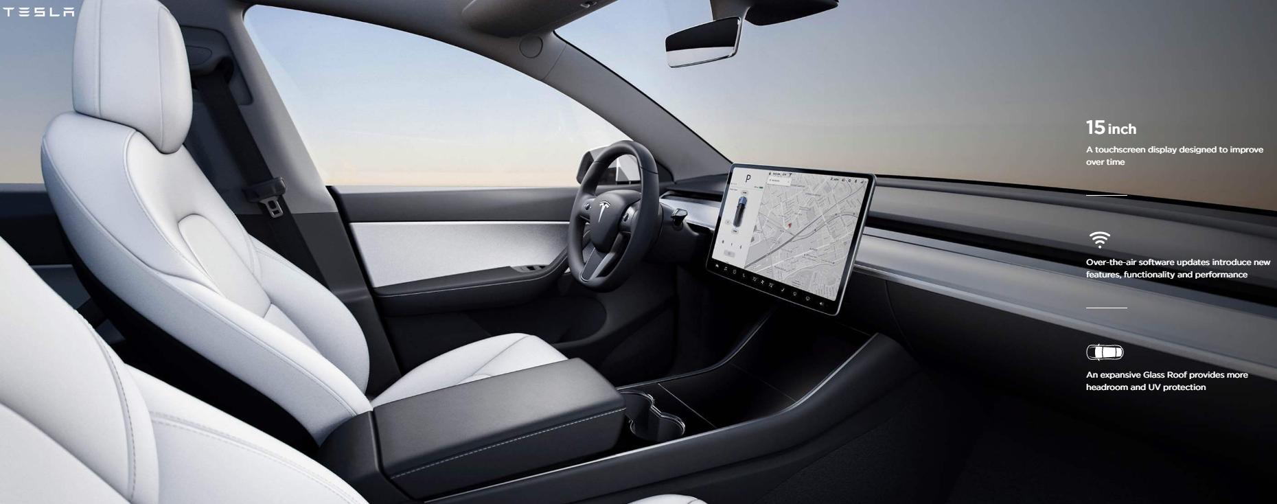 Передсерійний концепт Tesla Model Y випадково потрапив в об'єктив камери Tesla Model 3 під час дорожніх тестів