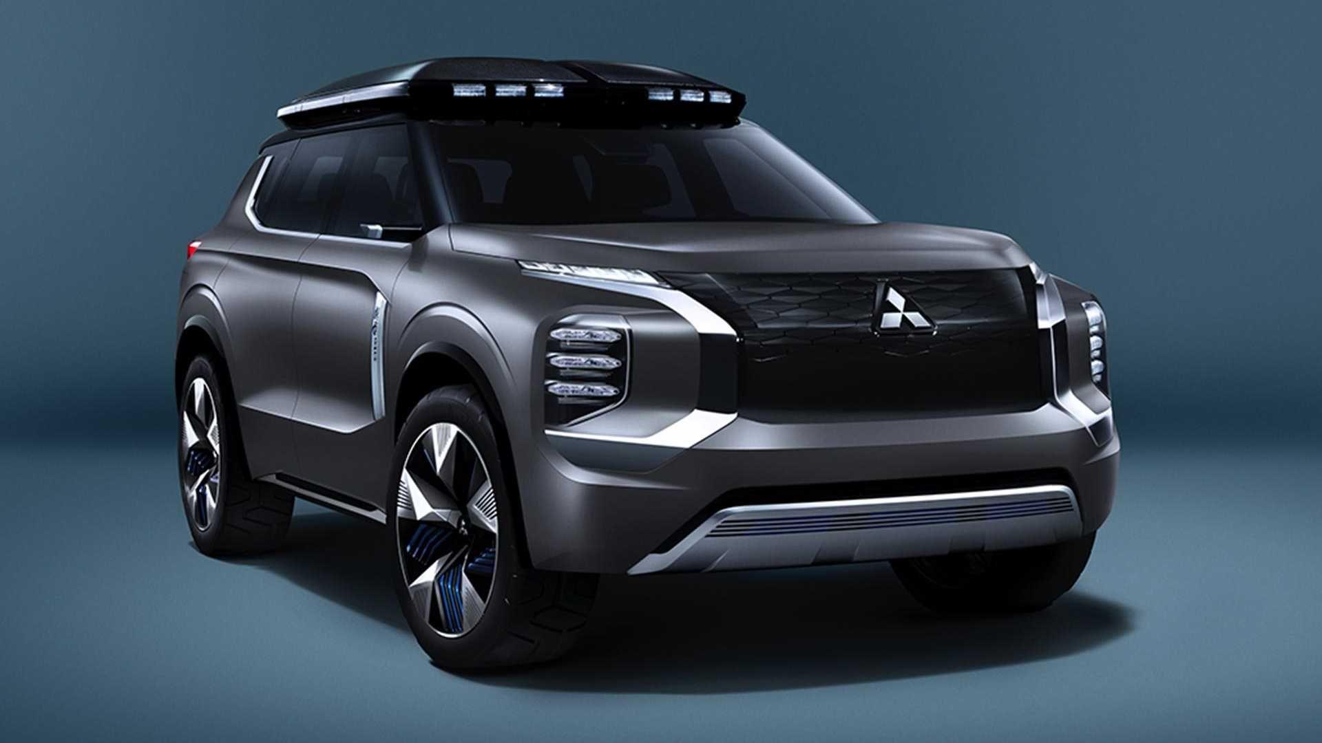 Mitsubishi покаже у Токіо позашляховий купе-кабріолет з газотурбінною силовою установкою (фото)
